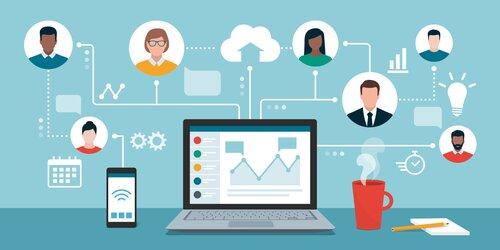 online plattform digital